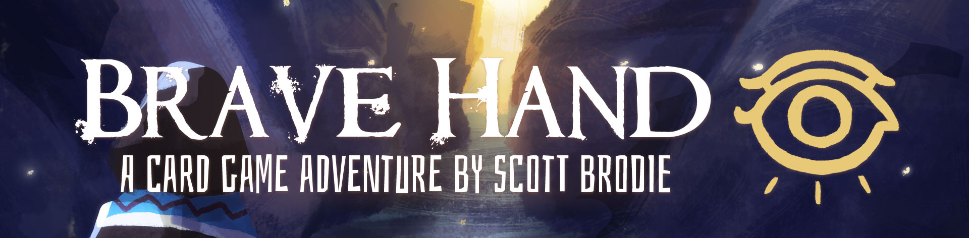 Brave Hand Game Banner Image